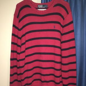 Polo By Ralph Lauren Striped Sweater